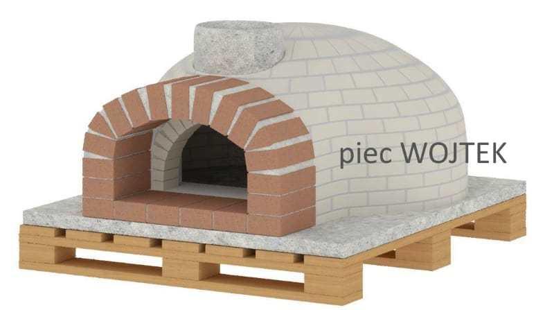 Kopuła pieca do pizzy Wojtek