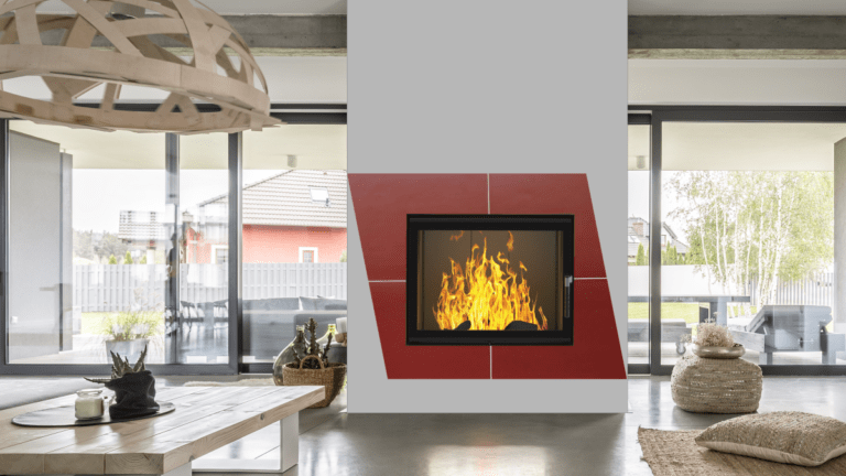 Jak wykończyć kominek ciepły