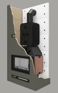 schemat instalacji wymiennika BONUS