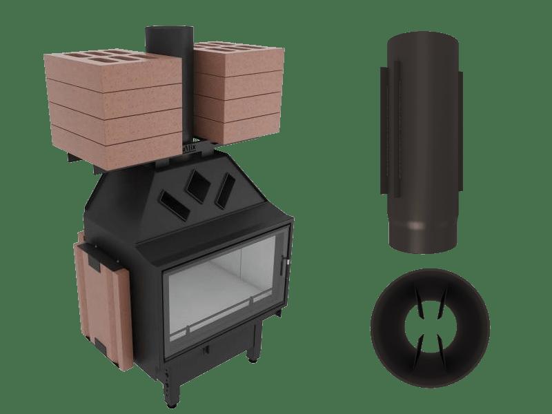 zestaw azury radiator