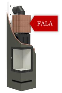 zestawy akumulacyjne FALA do kominka