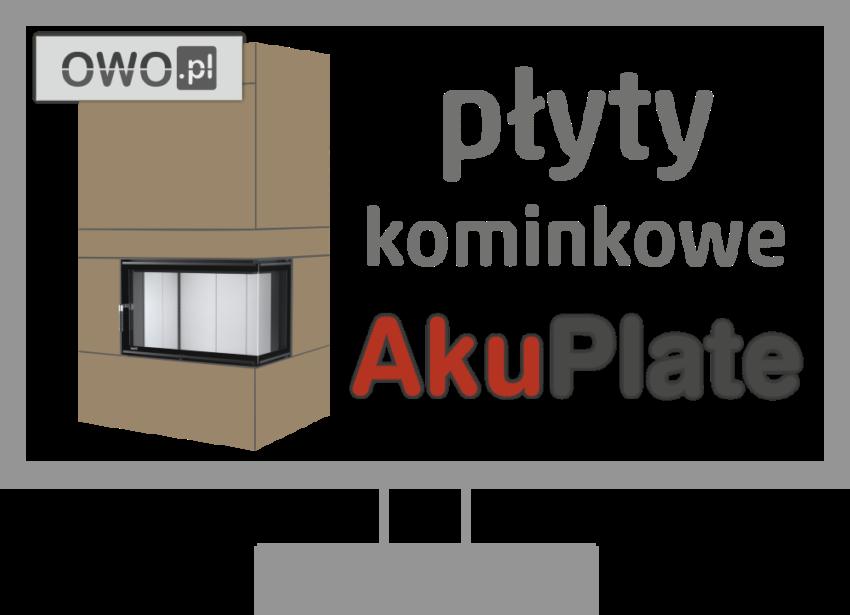 TERMO płyty kominkowe AkuPlate