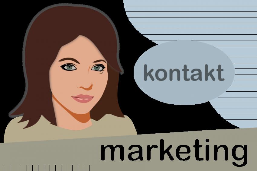 Marketing kontakt z działem