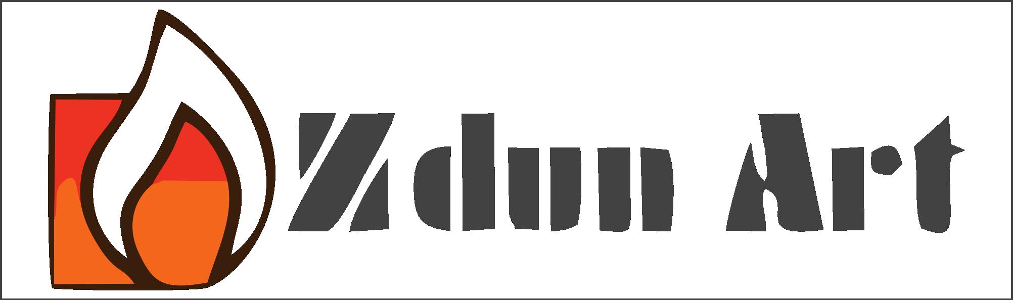Zdun-art logo firmy zduńskiej