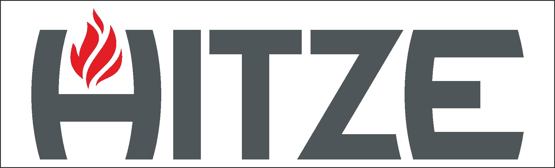 Kominki Hitze logo